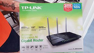 Tp Link Wi Fi Router Repeater Booster