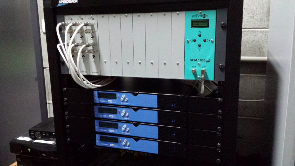 Hospital MATV Digital Antenna System